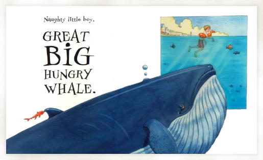 Great Big Hungry Whale